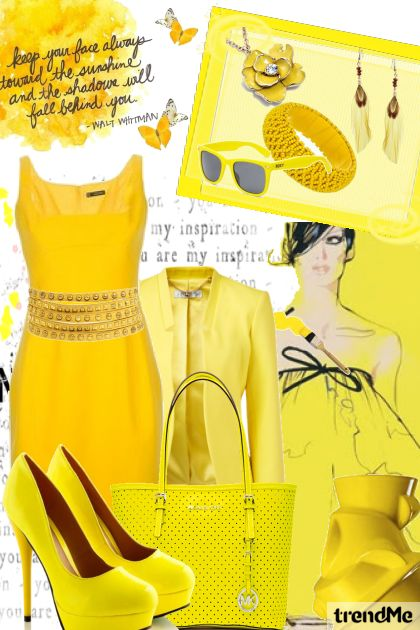 Yellow Inspiration from collection Colors Inspiration by UColors