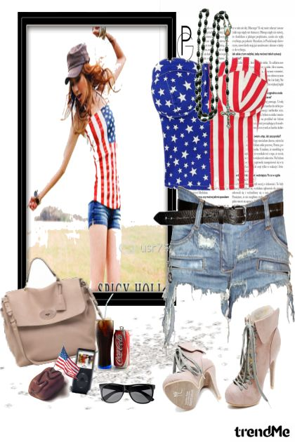 USA from collection Girl by nastenyka