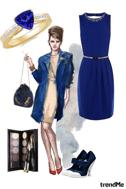 Color Me Blue