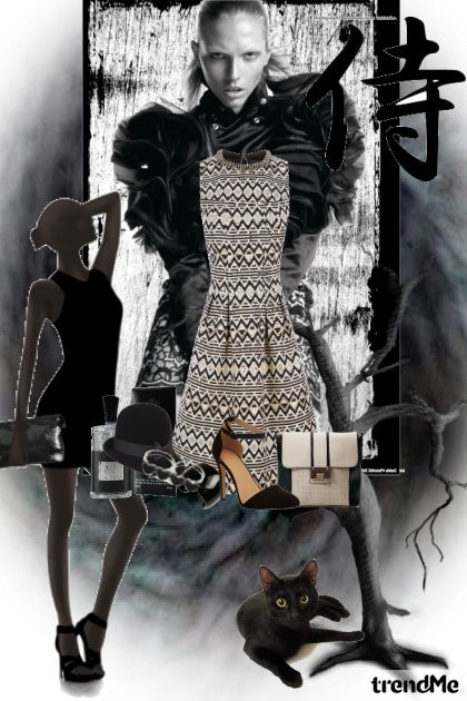 Darknes is about to come#return from collection The NEWEST!!!! by Anna De Cobray
