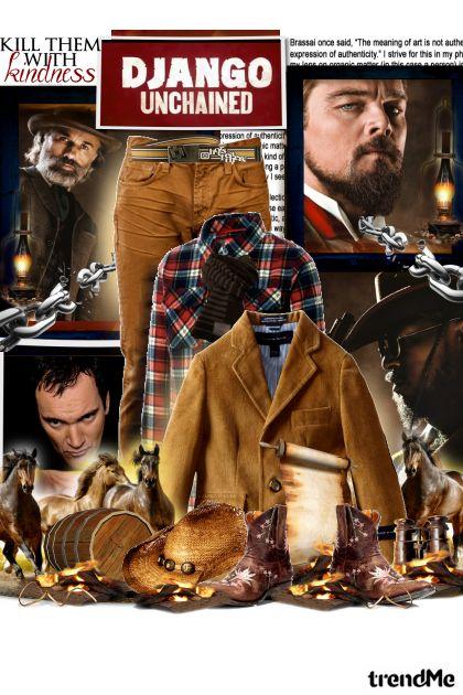 Django unchained..my best movie!!!