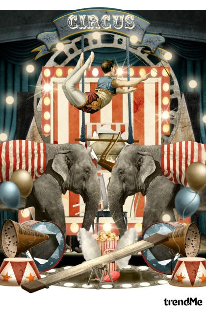 Vodi me u cirkus.....