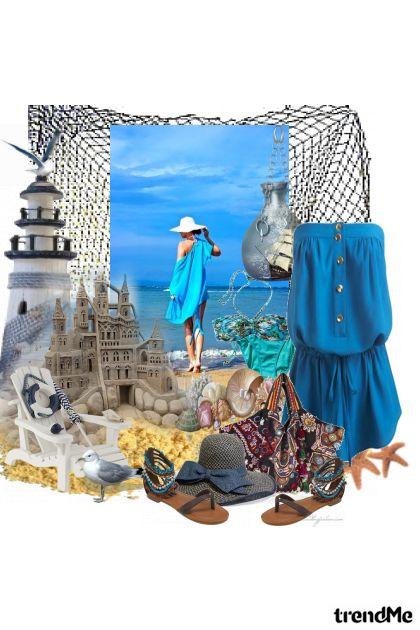 morsko plavetnilo dalla collezione Plaža di Marina