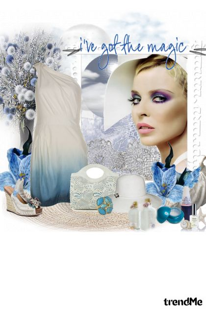 summer magic from collection ljeto by Marina