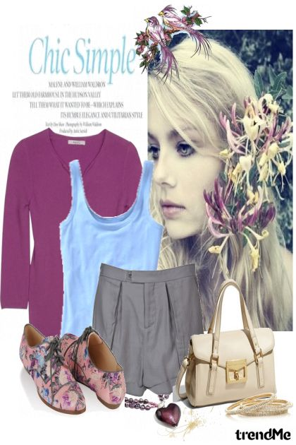 Chic in spring from collection Proljeće/Ljeto 2011 by GossipGirl