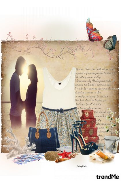 Hold my hand from collection Romance by GossipGirl