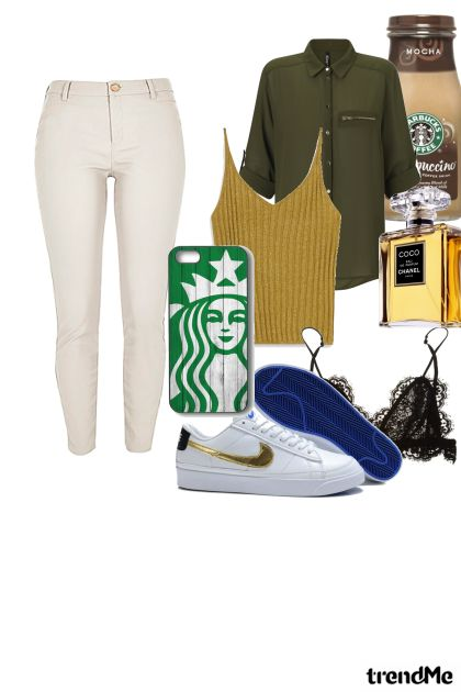 Starbucks  from collection Urban Outfits  by Amaya Cowan Maya