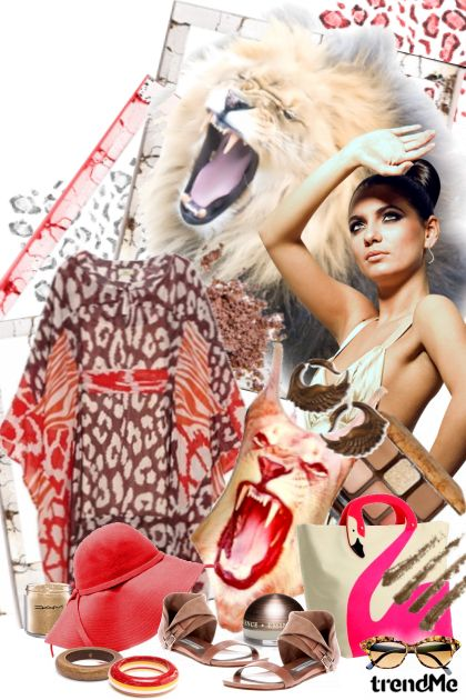 The Roaring Summer Of 2011 from collection UrbanNomad by majakovska