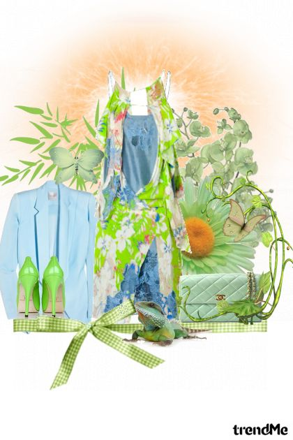 Linger from collection summer sun by Anita An