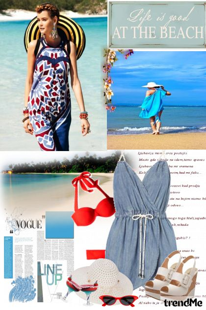 Take me to the beach! ;) from collection Summer by Katarina grbic