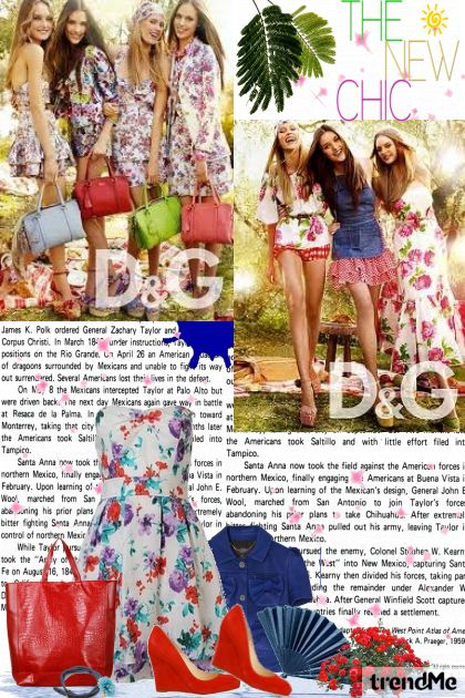 D&G the new chic! from collection soft by Katarina grbic