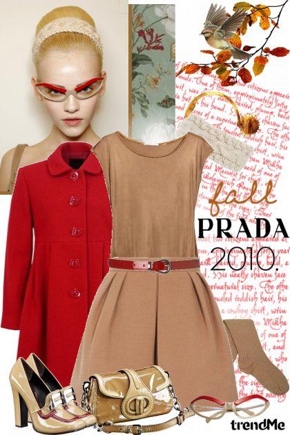 Prada F/W 2010.