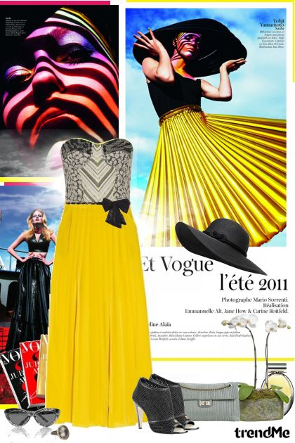 Et Vogue 2011 from collection Be glamurous! by Lady Di ♕