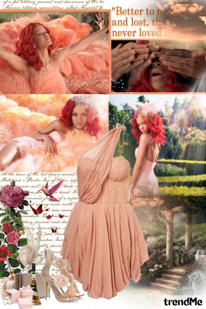 Reb&#039;l Fleur by Rihanna from collection Pastel dreams... by Lady Di  