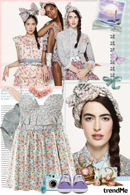 Sweet girls! from collection Pastel dreams... by Lady Di ♕