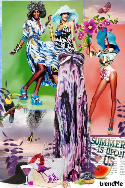 Summer is upon us! De la colección SUMMER 2011! por Lady Di ♕
