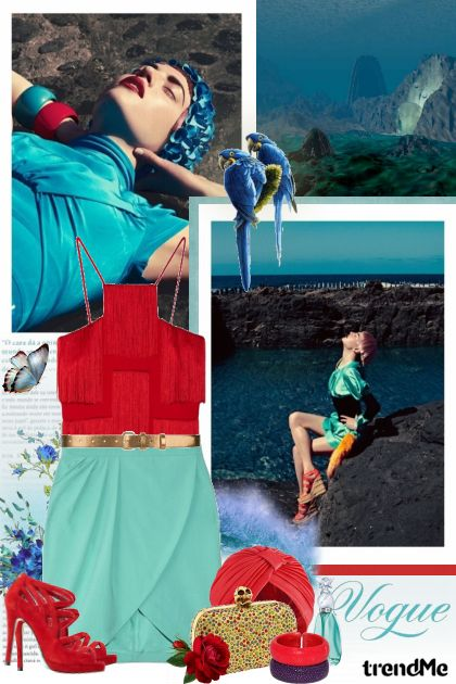 Sea story! from collection SUMMER 2011! by Lady Di ♕