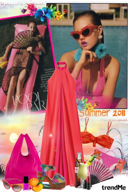 Pool party! from collection SUMMER 2011! by Lady Di ♕