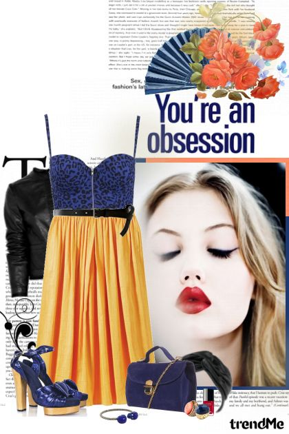 Obsession! from collection Urban look! by Lady Di ♕