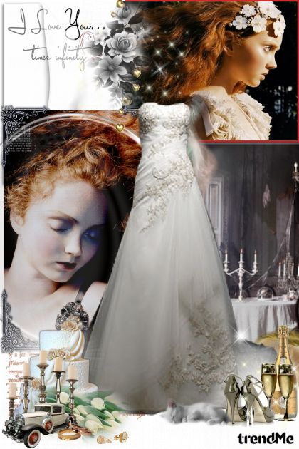 Wedding day! from collection Wedding! by Lady Di ♕