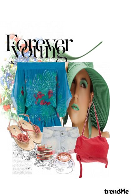 ForeveR YounG from collection fashionable by antonia šimunović
