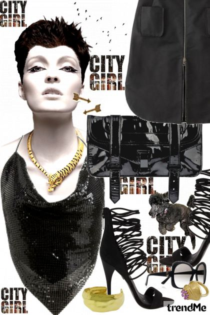 city girl ---- from collection Proljeće/Ljeto 2011 by Luna