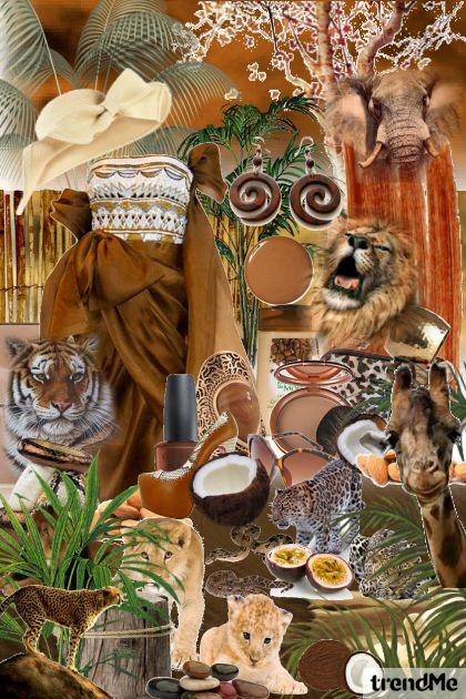 I LOVE AFRICAA...