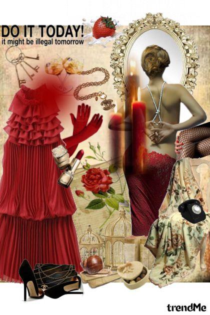 S druge strane jastuka... dalla collezione Proljeće/Ljeto 2011 di Danijela ♥´´¯`•.¸¸.Ƹ̴Ӂ̴Ʒ