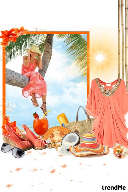 i <3 summer De la colección svijet u boji por Doña Marisela Hartikainen