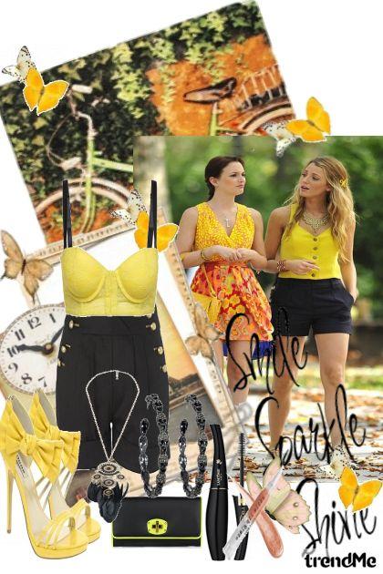 Shine da colecção Proljeće/Ljeto 2011 de LeiLa