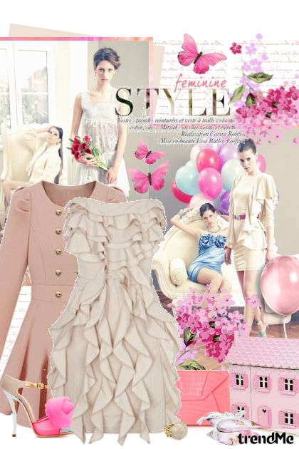Feminine style!!