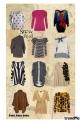 Preživiti zimu sa stilom -  Модные сочетания