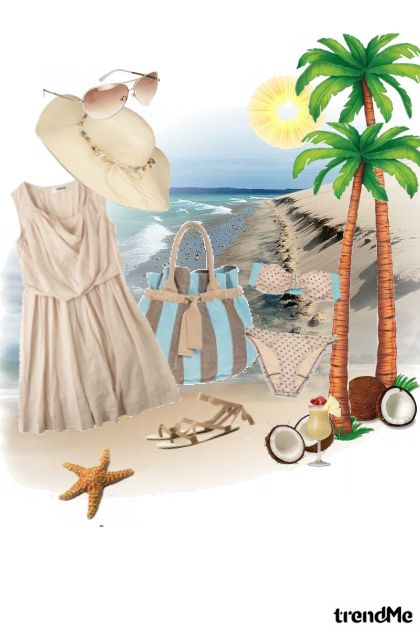 Vamos a la playa from collection Summer 2011 by Valentina Vlah