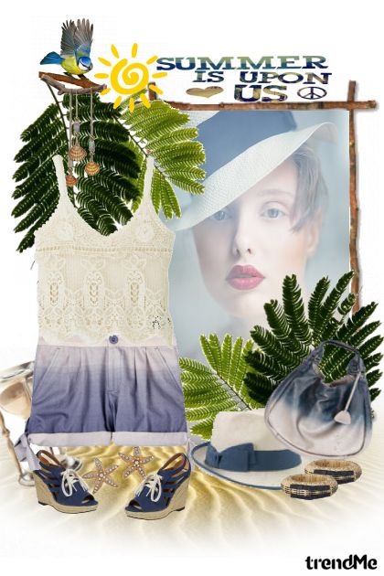 Summer is upon us! from collection LJETO 2011. by Monika