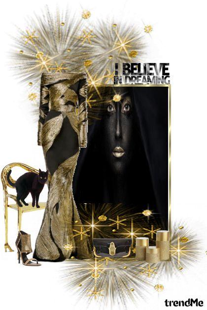 I believe in dreaming.... from collection Proljeće/Ljeto 2011 by Monika