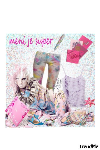Meni je super :) from collection Proljeće/Ljeto 2011 by Monika