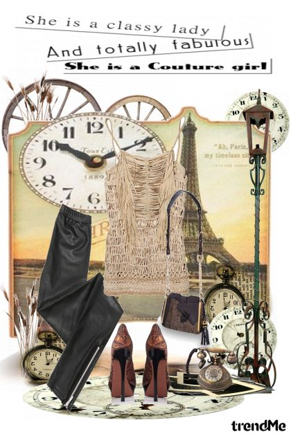 Time traveler from collection Kattal colection by Kattal