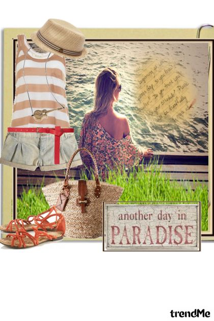 take me down to the paradise city from collection summer time by airam