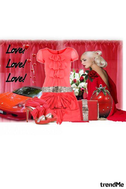 love!!! <3 z kolekcji Proljeće/Ljeto 2011 od eni marijacic