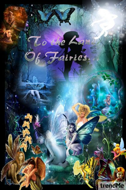land of fairies from collection land of fairies by eni marijacic