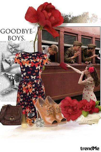 Goodbye Boys z kolekcji Spring/Summer 2012 od Danielezka