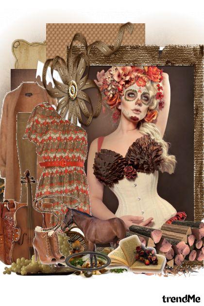 Jesen u meni......<3 iz kolekcije My world od Viva