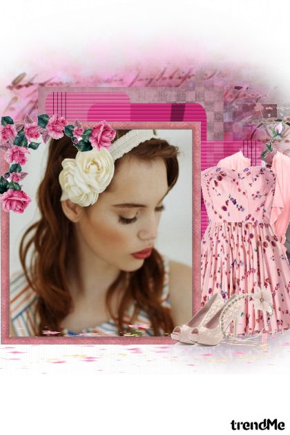 Dreaming  spring from collection My world by Viva