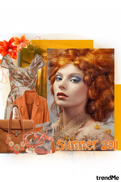 Work Summer from collection My world by Viva
