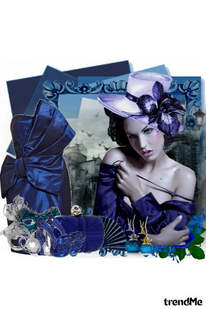 Blue Rose...... from collection My world by Viva