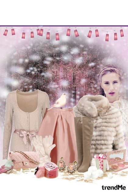 winter romance from collection New age by Eternity ***