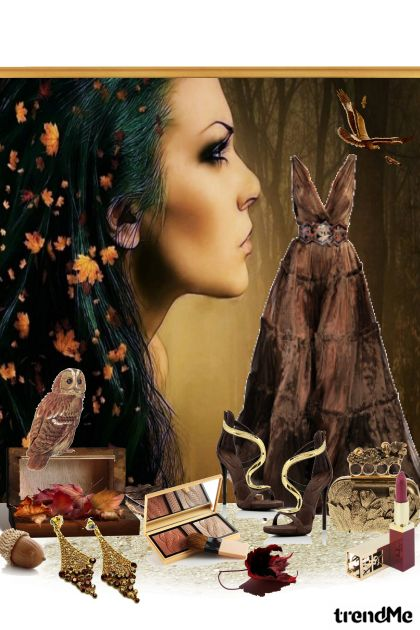 secret forest from collection New age by Eternity ***