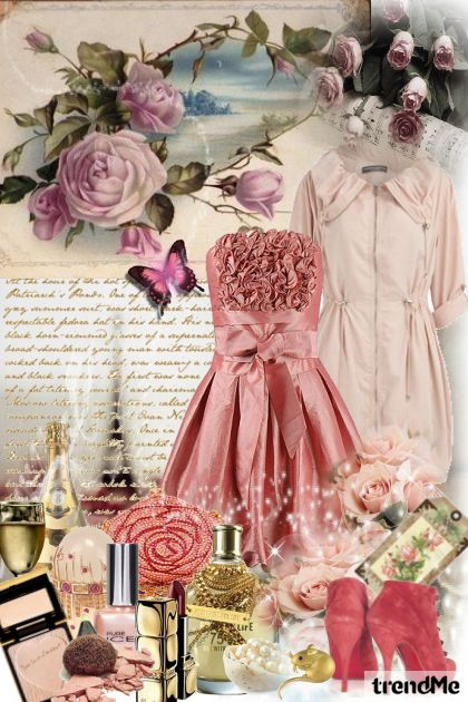 Paris in the Spring from collection Paris by Marisol Espaillat