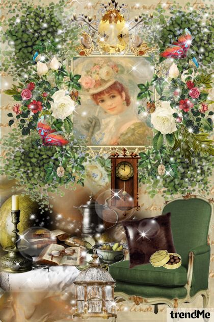 Vintage Memories iz kolekcije Spring/Summer 2011 od Marisol Espaillat