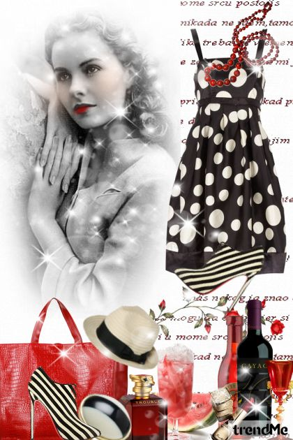 Vintage Style from collection Vintage by Marisol Espaillat